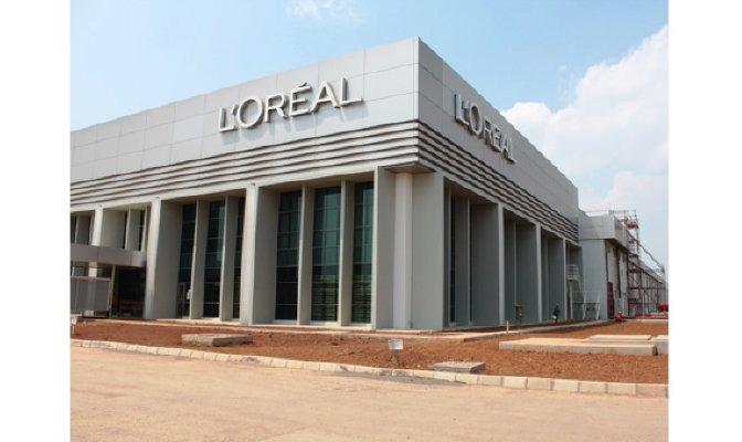 L'Oreal inaugurates Egypt plant