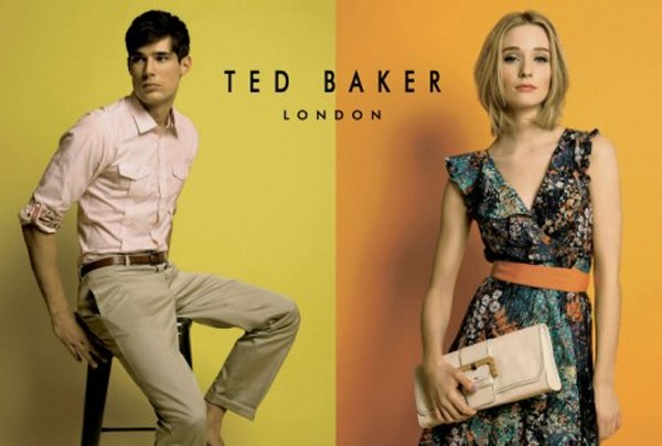Ted Baker plans to open stores in North America and the Middle East