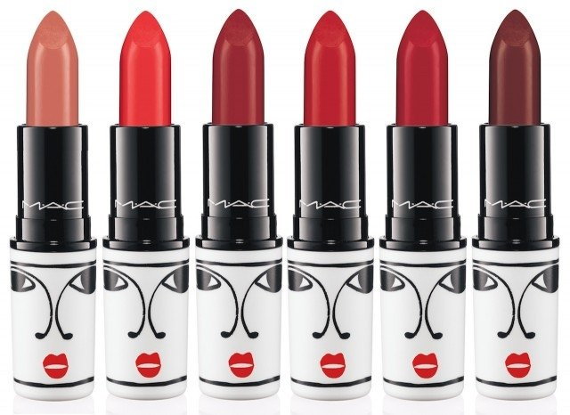MAC launches illustrated makeup collection
