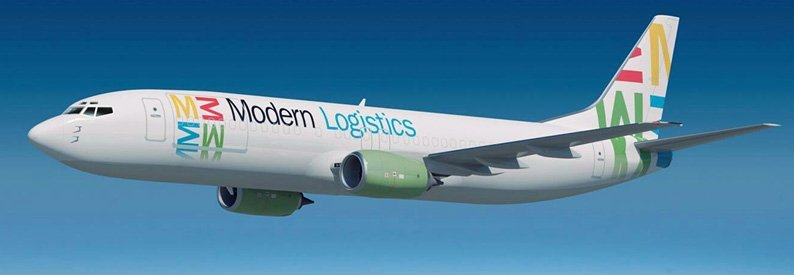 Modern Logistics  announces delivery of pioneering plane