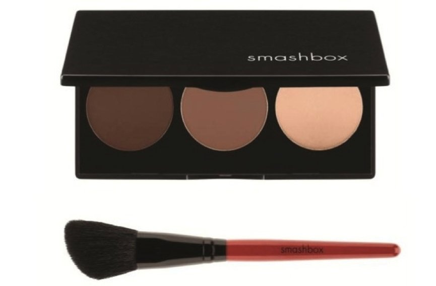 Smashbox launches Step-By-Step Contour Kit