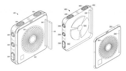 Google granted patent for 'Odour Removing Device'