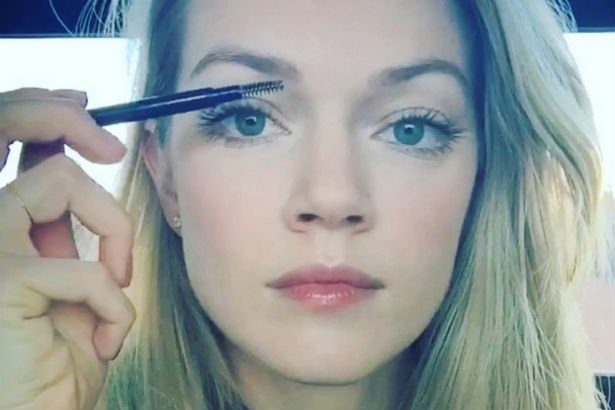 Victoria's Secret model Linday Ellingson gears up for launch of cosmetics line
