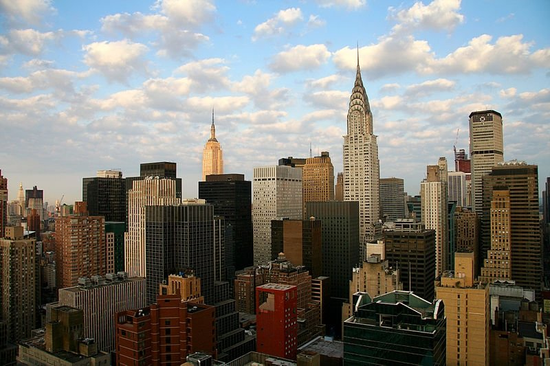 Consumer confidence in New York reaches eight year high