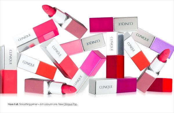 Clinique launches Pop Lip Colour + Primer in travel retail worldwide