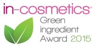 Winners of Green Ingredients Award announced at in-cosmetics Barcelona 2015