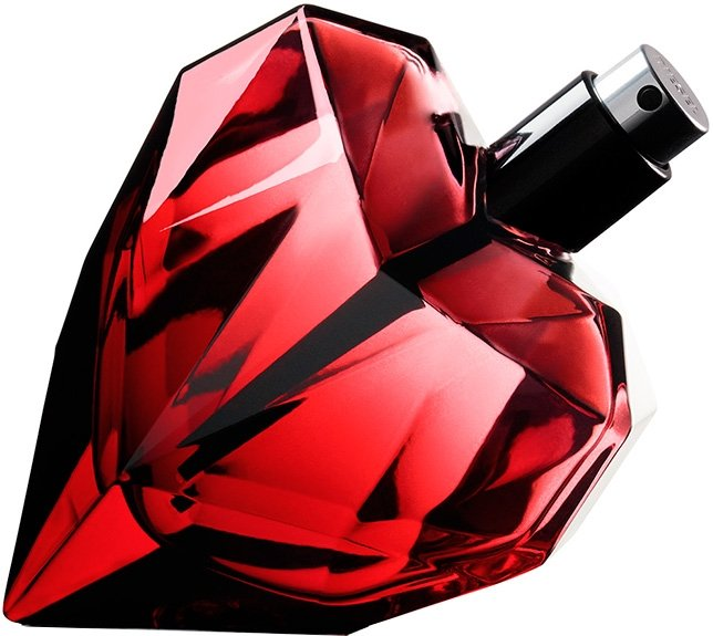 Diesel launches Loverdose Red Kiss