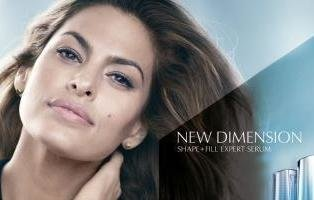 Estée Lauder appoints Eva Mendes as ambassador for New Dimensions skincare range