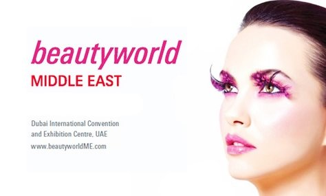 Brazilian exhibitors due to attend BeautyWorld Middle East 2015 up by 32%