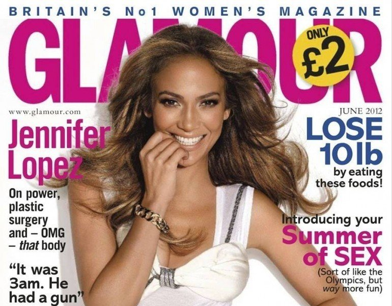 Glamour magazine UK launches online beauty retail platform