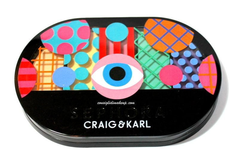 Sephora teams up with illustrators Craig & Karl for quirky Summer 2015 collection