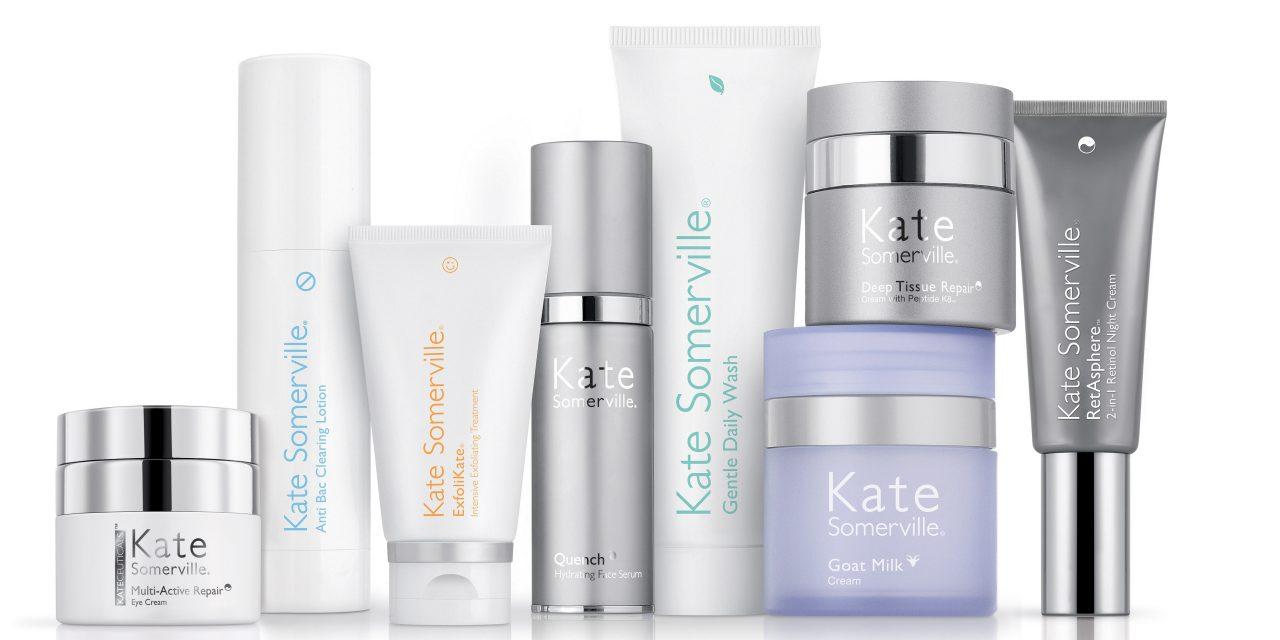 Unilever acquires prestige skincare brand Kate Somerville