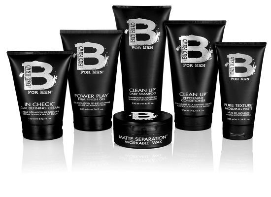 UK men's hair care market posts strong growth despite fewer product launches