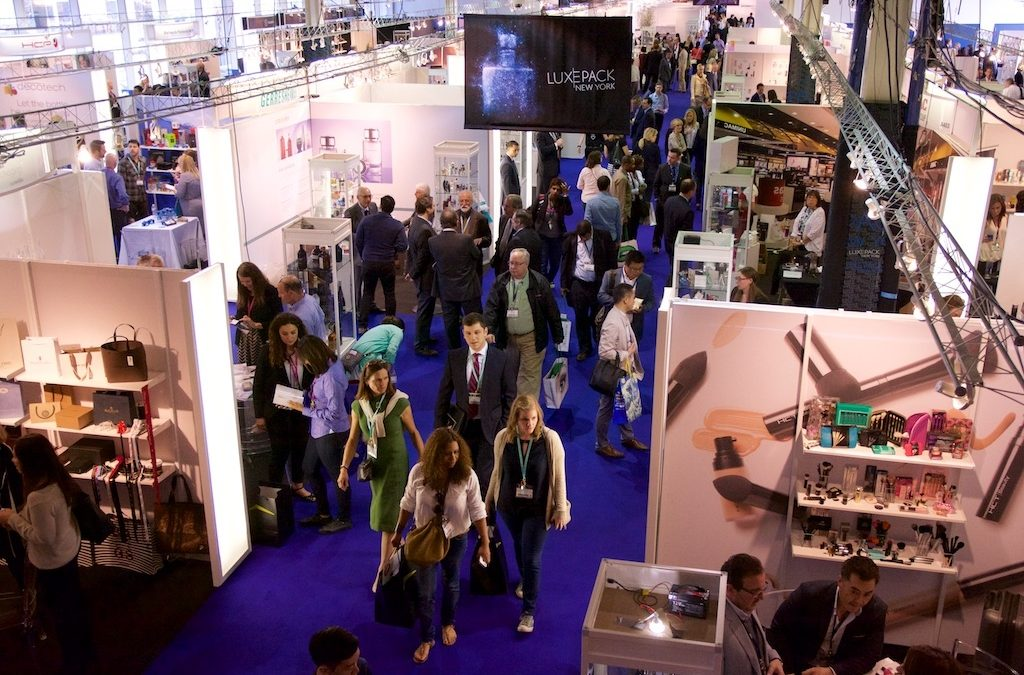LUXE PACK NEW YORK attracts record number of visitors eager to discover latest industry trends