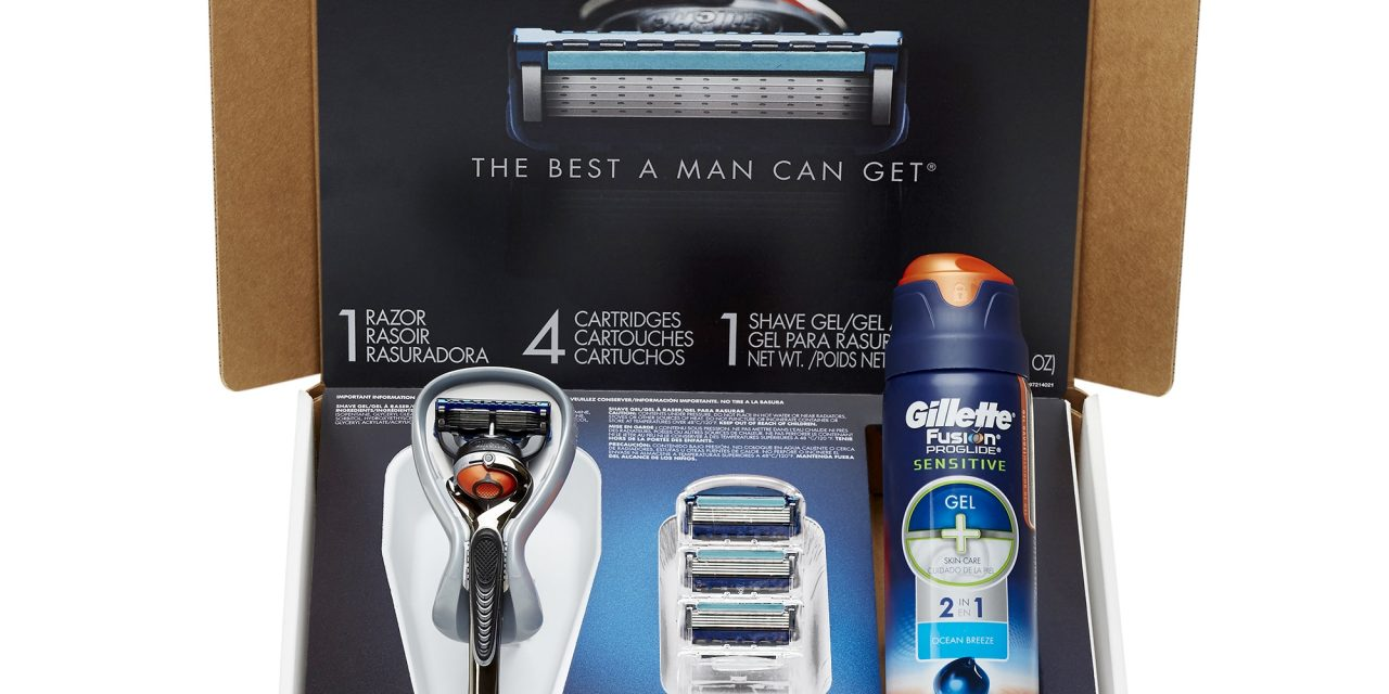 Gillette seeks customer loyalty with launch of Gillette Shave Club