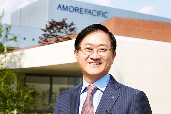 Amorepacific CEO overtakes Sumsung Group Chairman to become South Korea's richest man