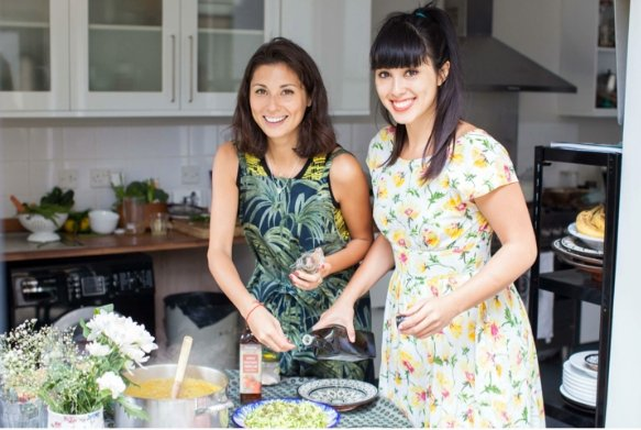 Hemsley + Hemsley appointed first Organic Beauty Week ambassadors