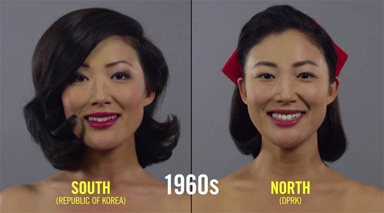 New video highlights 100 years of beauty in Korea