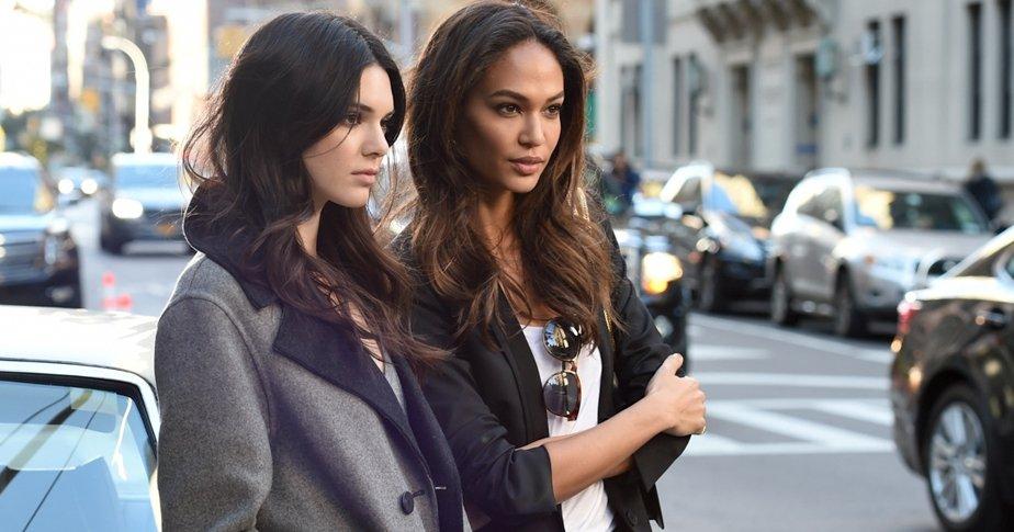 Lauder face Kendall Jenner named 'highest paid model'