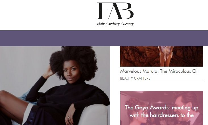 L'Oréal's unbranded website, Fab Beauty, builds core following among beauty fans