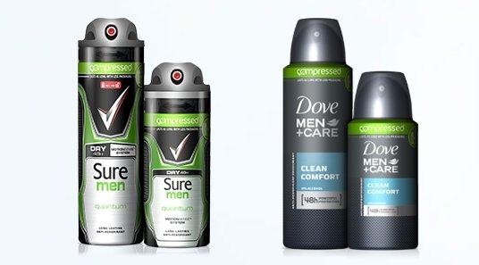 Unilever won't patent compressed deodorant technology 'for the greater good'