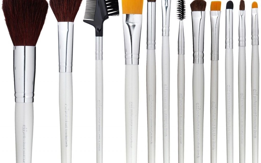 E.L.F Cosmetics foregoes animal hair for synthetic bristles in brush products