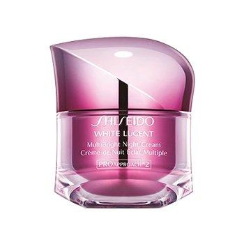 Shiseido – WHITE LUCENT MultiBright Night Cream