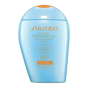 Shiseido – Ultimate Sun Protection Lotion WetForce for Sensitive Skin and Children