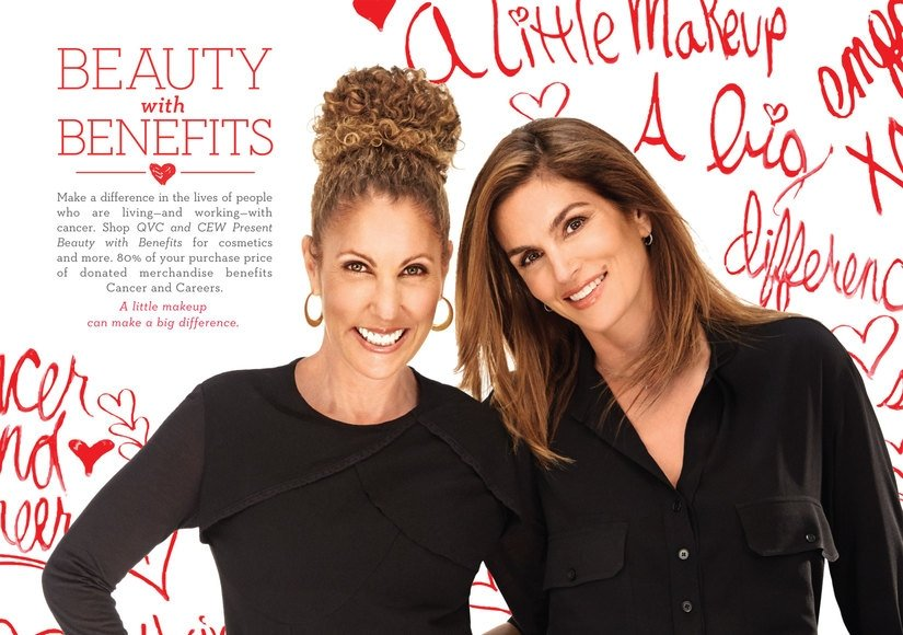 QVC joins forces with Cosmetic Executive Women charity to host fourth charitable beauty initiative