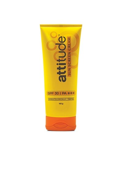 AMWAY INDIA – ATTITUDE SUNSCREEN CREAM