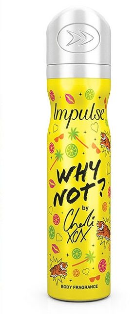 IMPULSE – WHY NOT? by CHARLI