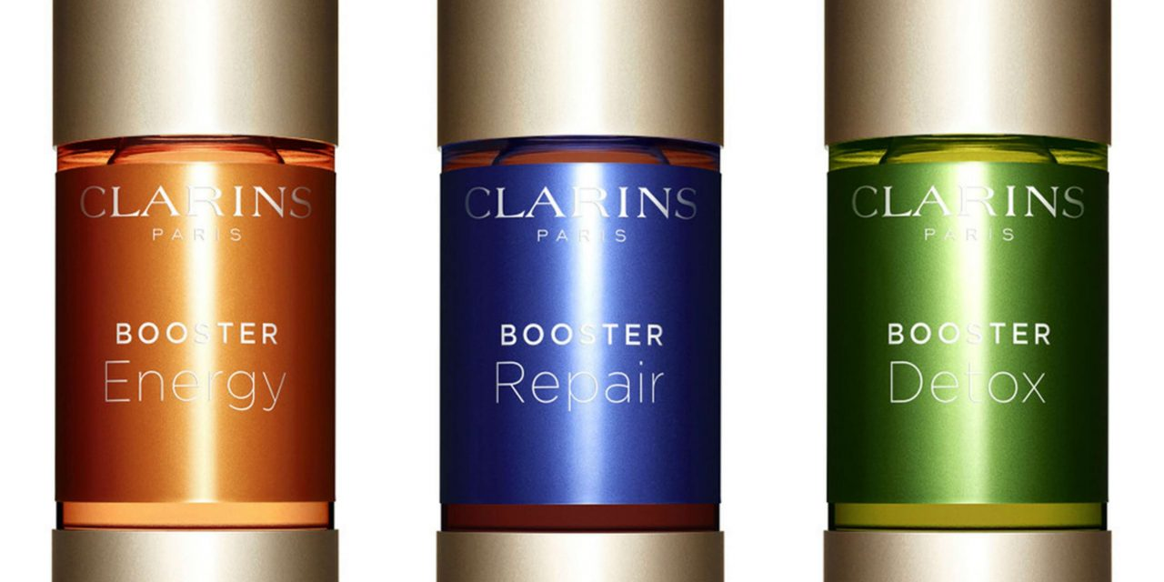 CLARINS –  BOOSTERS