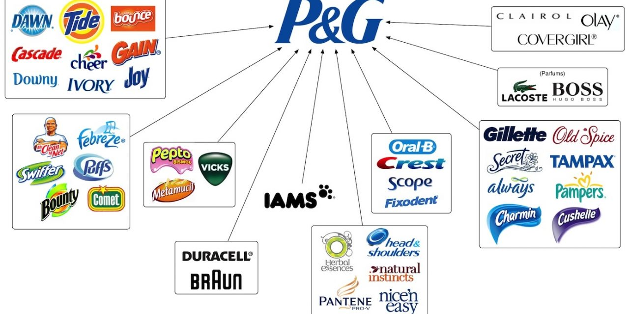P&G cuts agency-related costs year on year amidst Q3 results