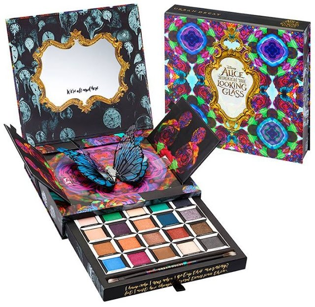 URBAN DECAY  – Alice Through the Looking Glass Collection