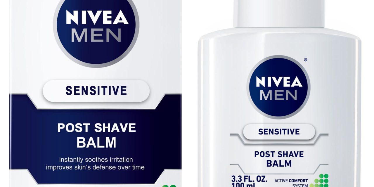 Nivea for Men aftershave balm enjoys organic marketing campaign to become sought after make-up primer
