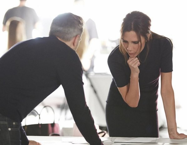 Estée Lauder teams up with Victoria Beckham to launch make-up collection
