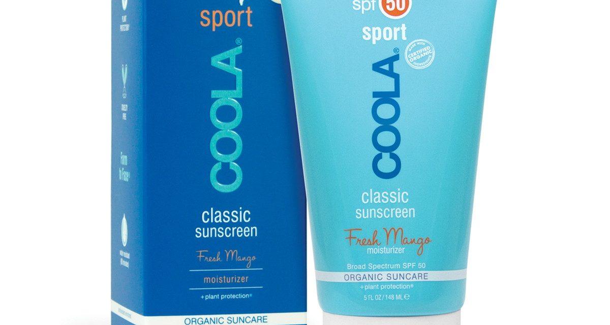 COOLA – SPORT SPF 50 FRESH MANGO MOISTURIZER