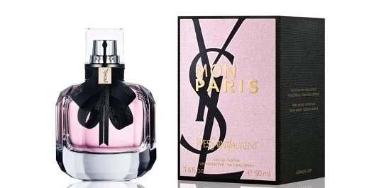 YSL Beauté to launch new women's fragrance, Mon Paris
