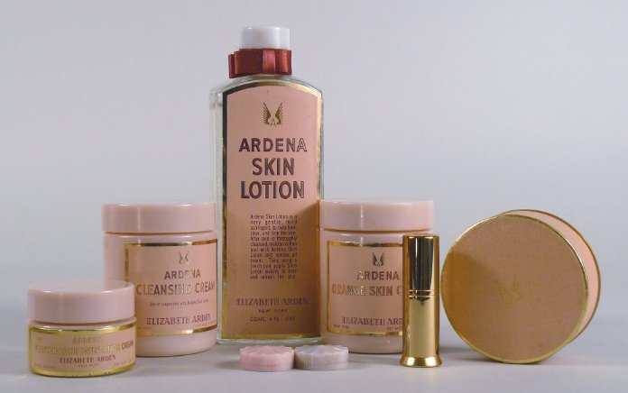 History repeats? Looking at America's cosmetics archive