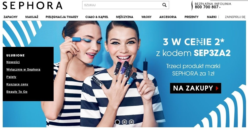 Sephora opens new regional distribution center in Poland