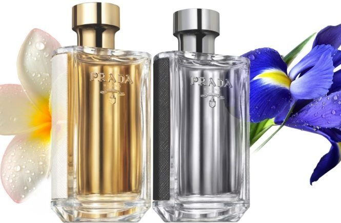 Prada announces first master brand scent for him and her
