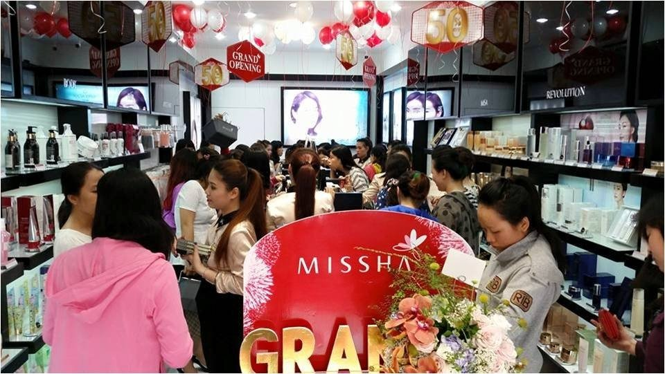 Missha cosmetics range launches across Asia