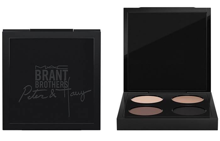 Brant brothers expand MAC unisex make up range