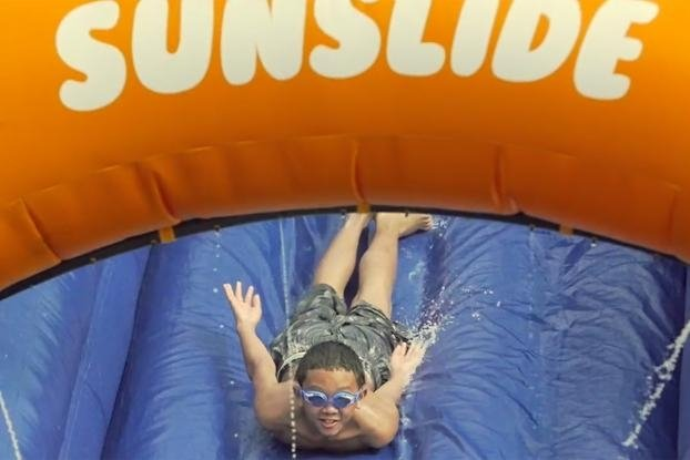 Slide that applies sunscreen: Nivea's most ingenious marketing ploy to date?