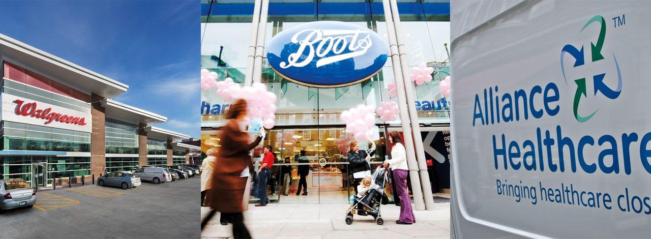Walgreen Boots shares fall as revenue falls below expectations