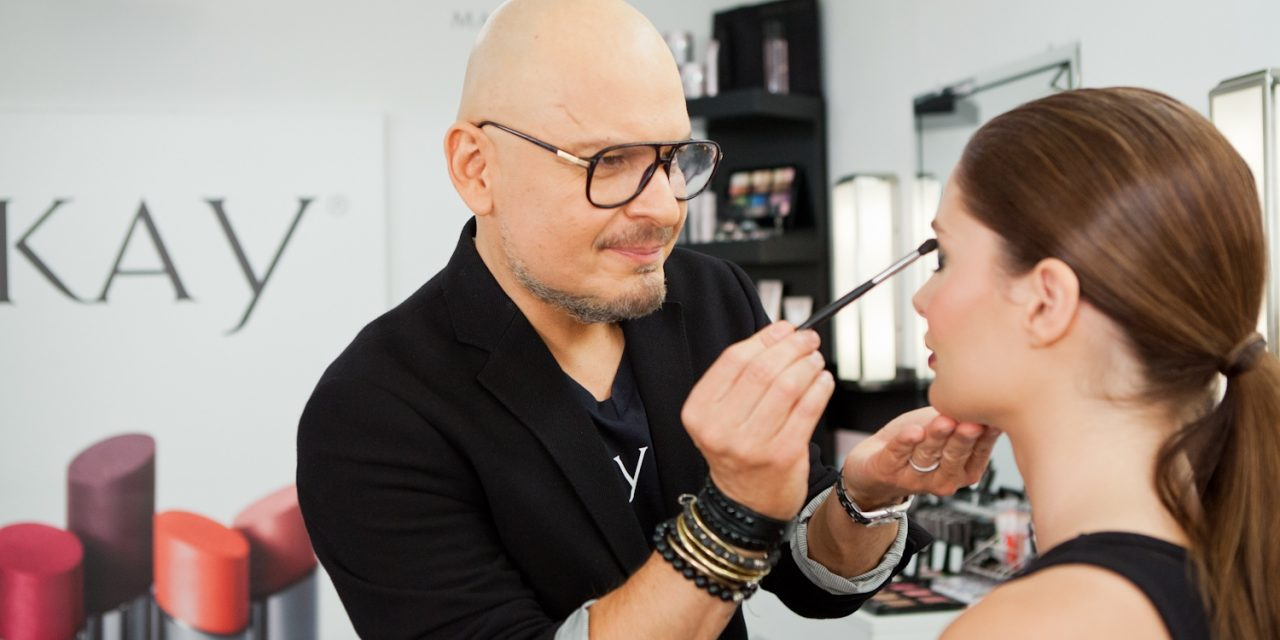 Make-up artist Luis Casco is named as newest Mary Kay Global Beauty Ambassador