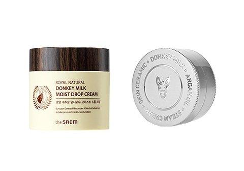 Donkey Milk – Facial Cream