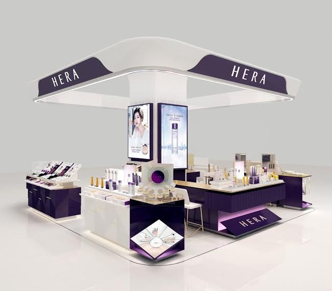 K beauty brand Hera takes on China with first store opening