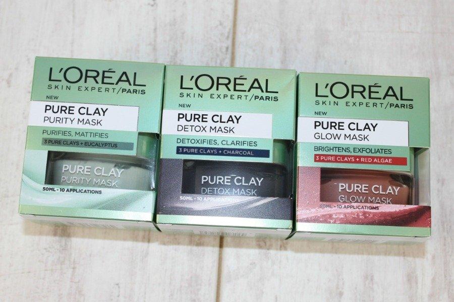 L'Oréal Paris – Pure Clay Purity Mask