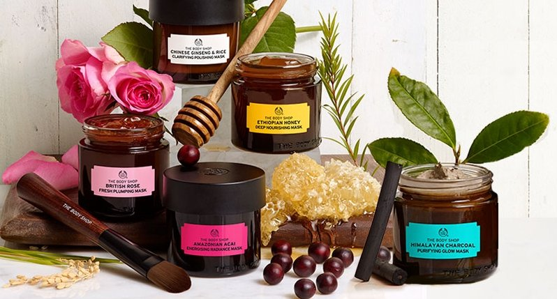 The Body Shop opens first store in Chile